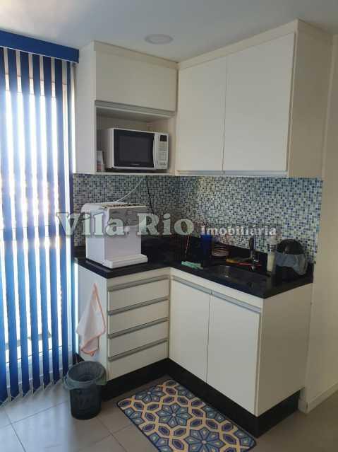 COZINHA 1. - Sala Comercial 25m² à venda Penha, Rio de Janeiro - R$ 250.000 - VSL00029 - 15
