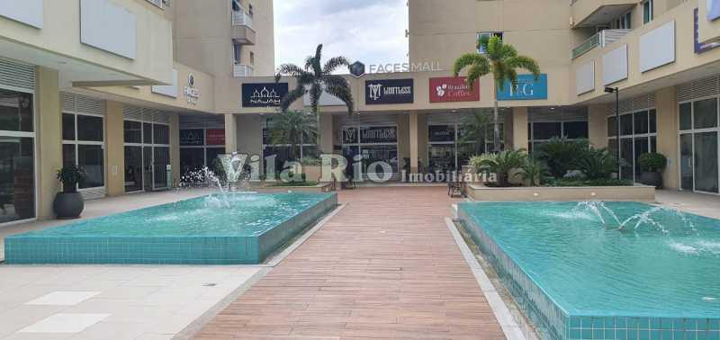 ÁREA COMUM 1. - Sala Comercial 25m² à venda Penha, Rio de Janeiro - R$ 250.000 - VSL00029 - 22
