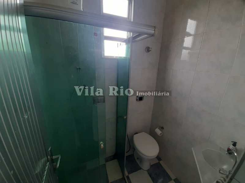 BANHEIRO SOCIAL 2 - Apartamento 2 quartos à venda Vila da Penha, Rio de Janeiro - R$ 320.000 - VAP20840 - 8