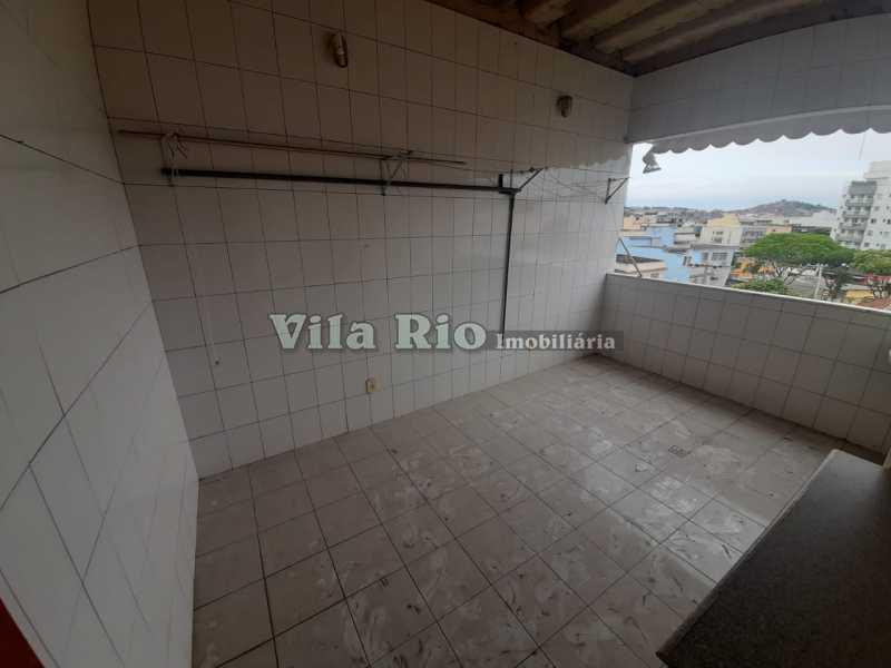 AREA DE SERVIÇO 2 - Apartamento 2 quartos à venda Vila da Penha, Rio de Janeiro - R$ 320.000 - VAP20840 - 17