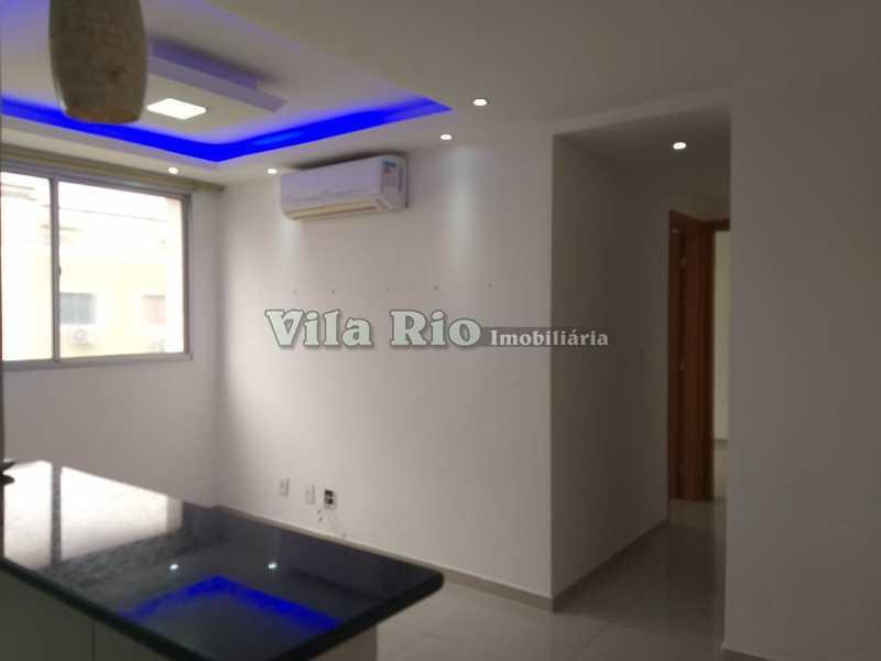SALA 1. - Apartamento 2 quartos para alugar Parada de Lucas, Rio de Janeiro - R$ 1.000 - VAP20842 - 1