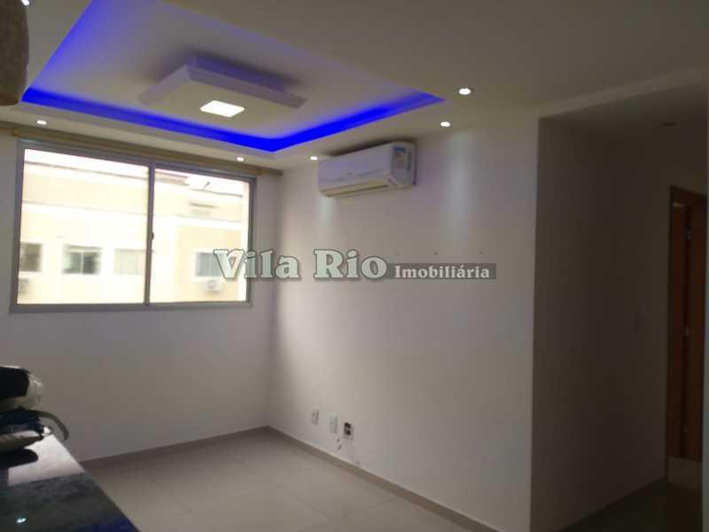 SALA 2. - Apartamento 2 quartos para alugar Parada de Lucas, Rio de Janeiro - R$ 1.000 - VAP20842 - 3