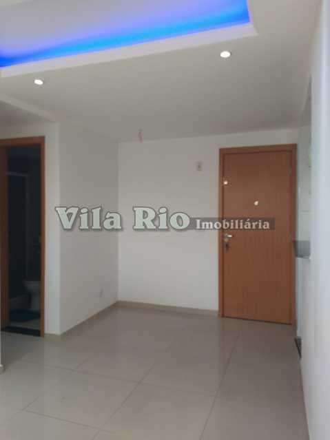 SALA 4. - Apartamento 2 quartos para alugar Parada de Lucas, Rio de Janeiro - R$ 1.000 - VAP20842 - 5