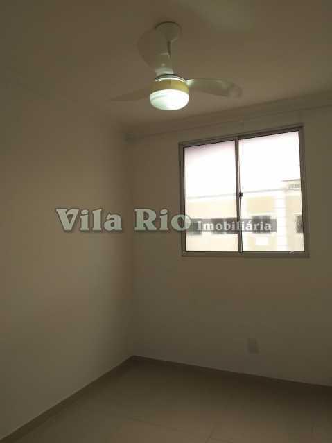 QUARTO 1. - Apartamento 2 quartos para alugar Parada de Lucas, Rio de Janeiro - R$ 1.000 - VAP20842 - 6