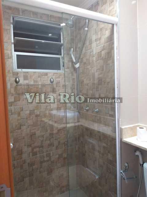 BANHEIRO 2. - Apartamento 2 quartos para alugar Parada de Lucas, Rio de Janeiro - R$ 1.000 - VAP20842 - 9
