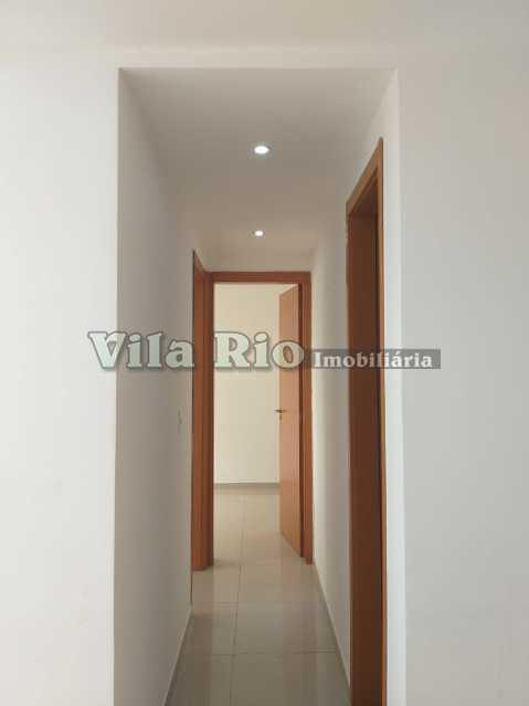 CIRCULAÇÃO. - Apartamento 2 quartos para alugar Parada de Lucas, Rio de Janeiro - R$ 1.000 - VAP20842 - 11