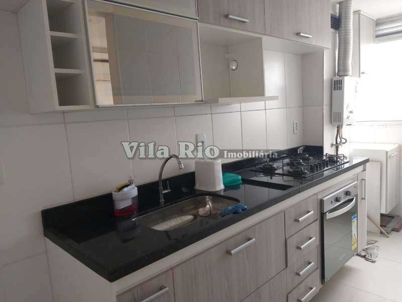 COZINHA AMERICANA 1. - Apartamento 2 quartos para alugar Parada de Lucas, Rio de Janeiro - R$ 1.000 - VAP20842 - 12