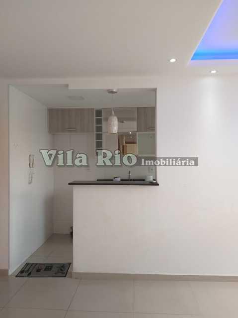 COZINHA AMERICANA 2. - Apartamento 2 quartos para alugar Parada de Lucas, Rio de Janeiro - R$ 1.000 - VAP20842 - 13