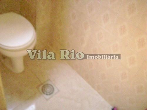 BANHEIRO DE EMPREGADA - Apartamento 2 quartos à venda Irajá, Rio de Janeiro - R$ 420.000 - VA20944 - 10
