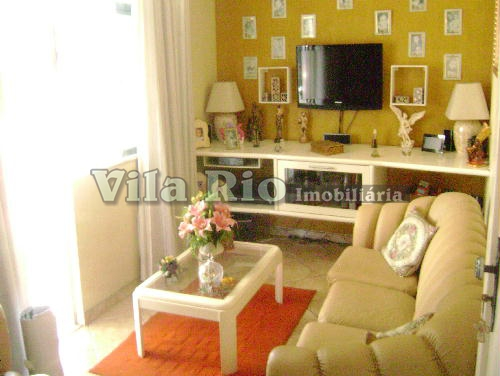 SALA - Apartamento 2 quartos à venda Irajá, Rio de Janeiro - R$ 420.000 - VA20944 - 1