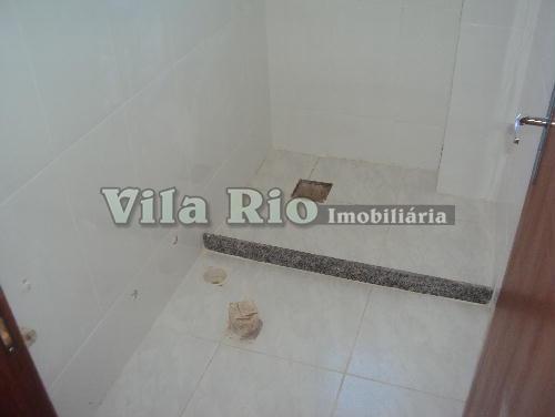 BANHEIRO - Apartamento Cordovil, Rio de Janeiro, RJ À Venda, 2 Quartos, 45m² - VA20951 - 10