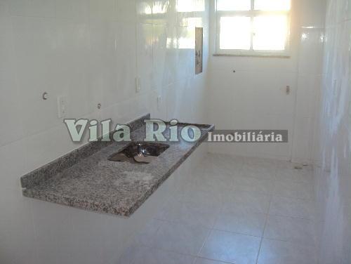 COZINHA - Apartamento Cordovil, Rio de Janeiro, RJ À Venda, 2 Quartos, 45m² - VA20951 - 11