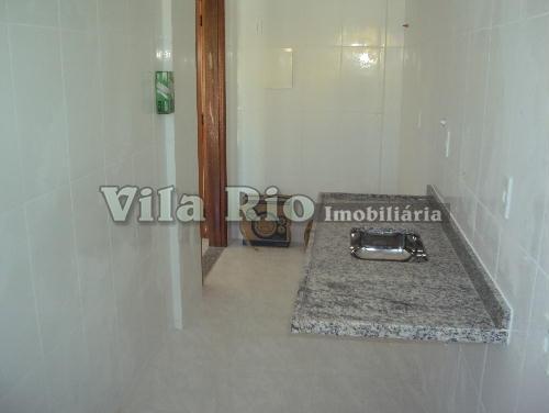 COZINHA1.1 - Apartamento Cordovil, Rio de Janeiro, RJ À Venda, 2 Quartos, 45m² - VA20951 - 12