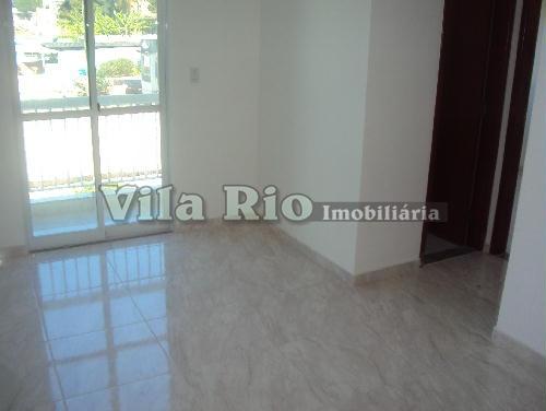 SALA - Apartamento Cordovil, Rio de Janeiro, RJ À Venda, 2 Quartos, 45m² - VA20951 - 1