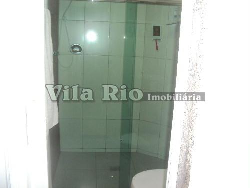 BANHEIRO - Apartamento À VENDA, Vila da Penha, Rio de Janeiro, RJ - VA10093 - 12