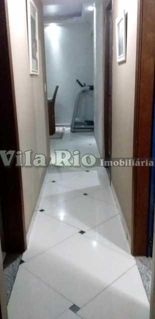 CIRCULAÇÃO - Apartamento 2 quartos à venda Vila da Penha, Rio de Janeiro - R$ 500.000 - VA21012 - 22