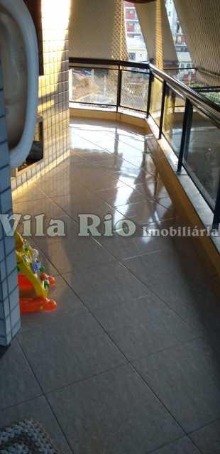 VARANDA - Apartamento 2 quartos à venda Vila da Penha, Rio de Janeiro - R$ 500.000 - VA21012 - 31