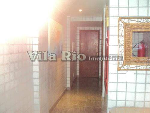 CIRCULAÇÃO EXTERNA - Apartamento 2 quartos à venda Vila da Penha, Rio de Janeiro - R$ 500.000 - VA21012 - 19