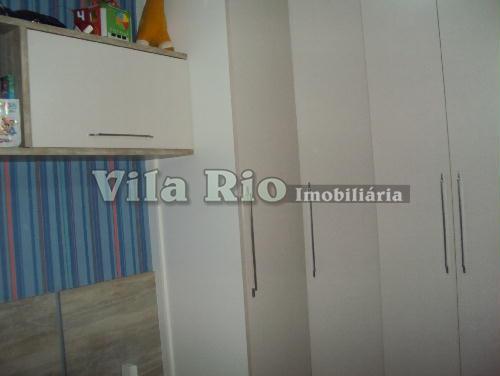 QUARTO1.1 - Apartamento 2 quartos à venda Vila da Penha, Rio de Janeiro - R$ 500.000 - VA21012 - 6
