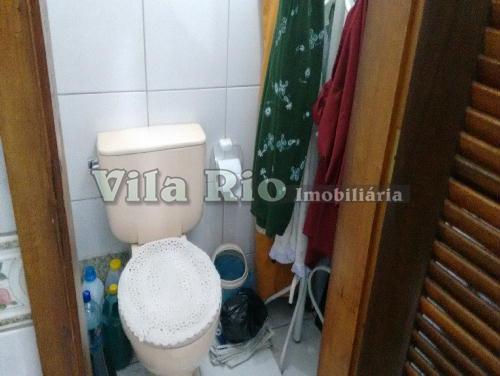 BANHEIRO EMPREGADA - Apartamento 2 quartos à venda Vila da Penha, Rio de Janeiro - R$ 480.000 - VA21014 - 12