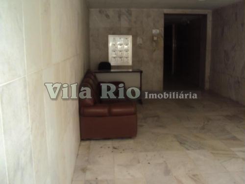HALL - Apartamento 2 quartos à venda Vaz Lobo, Rio de Janeiro - R$ 230.000 - VA21030 - 30