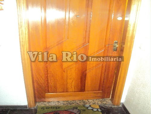 ENTRADA - Apartamento À VENDA, Vista Alegre, Rio de Janeiro, RJ - VA21069 - 16