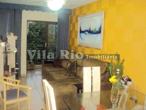 SALA - Apartamento À VENDA, Vista Alegre, Rio de Janeiro, RJ - VA21069 - 1