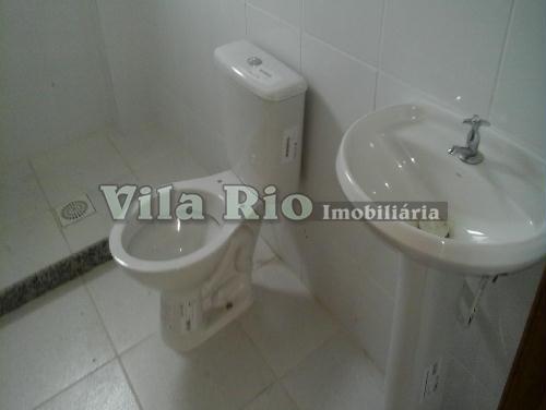 BANHEIRO - Apartamento 2 quartos à venda Cordovil, Rio de Janeiro - R$ 180.000 - VA21090 - 8
