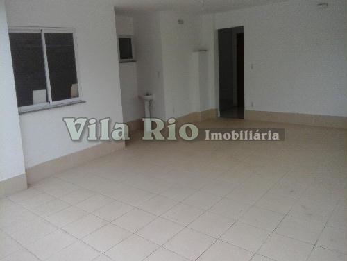 SALÃO DE FESTAS1 - Apartamento 2 quartos à venda Cordovil, Rio de Janeiro - R$ 180.000 - VA21090 - 14