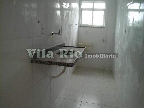 COZINHA - Apartamento 2 quartos à venda Cordovil, Rio de Janeiro - R$ 160.000 - VA21091 - 9