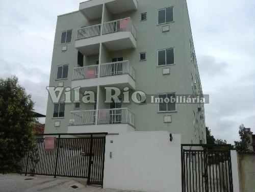 FACHADA - Apartamento 2 quartos à venda Cordovil, Rio de Janeiro - R$ 160.000 - VA21091 - 18