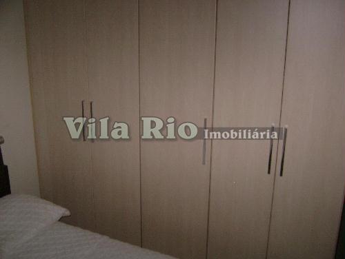QUARTO1 - Apartamento 2 quartos à venda Vila da Penha, Rio de Janeiro - R$ 550.000 - VA21104 - 4