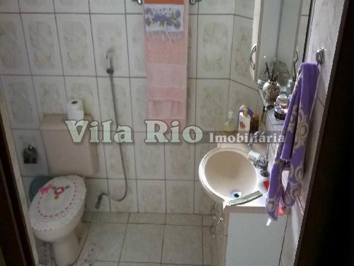 BANHEIRO - Apartamento Braz de Pina,Rio de Janeiro,RJ À Venda,2 Quartos,63m² - VA21109 - 6