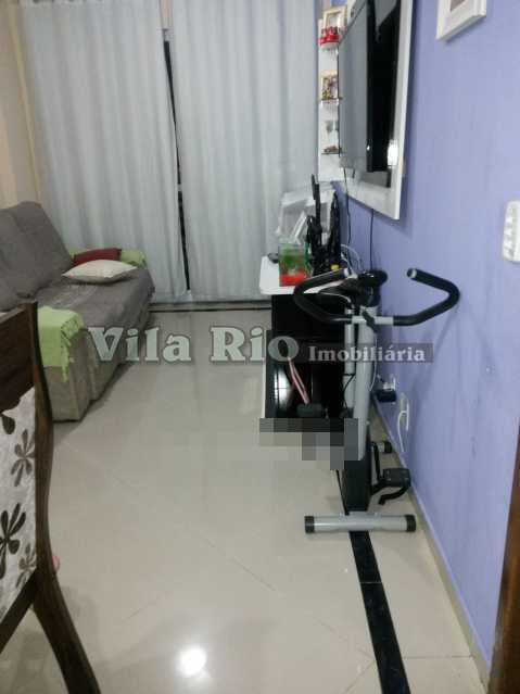 SALA 2 - Apartamento 2 quartos à venda Vila da Penha, Rio de Janeiro - R$ 369.000 - VA21116 - 3