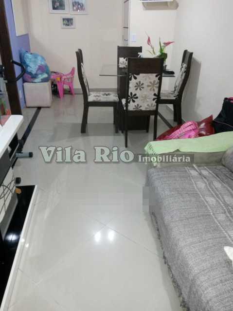 SALA 3 - Apartamento 2 quartos à venda Vila da Penha, Rio de Janeiro - R$ 369.000 - VA21116 - 1