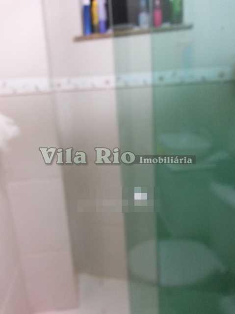 BANHEIRO 1 - Apartamento 2 quartos à venda Vila da Penha, Rio de Janeiro - R$ 369.000 - VA21116 - 10