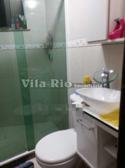 BANHEIRO 2 - Apartamento 2 quartos à venda Vila da Penha, Rio de Janeiro - R$ 369.000 - VA21116 - 11