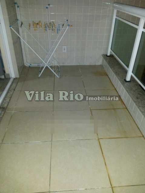 VARANDA 1 - Apartamento 2 quartos à venda Vila da Penha, Rio de Janeiro - R$ 369.000 - VA21116 - 16