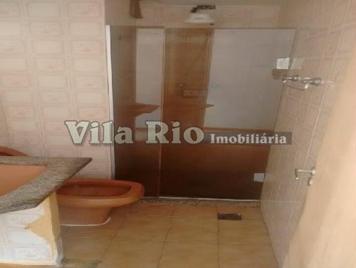 BANHEIRO - Apartamento 2 quartos à venda Ramos, Rio de Janeiro - R$ 200.000 - VA21133 - 5