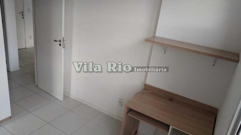QUARTO 1. - Apartamento 2 quartos à venda Vila da Penha, Rio de Janeiro - R$ 410.000 - VA21142 - 6