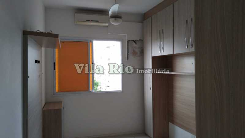 QUARTO 2. - Apartamento 2 quartos à venda Vila da Penha, Rio de Janeiro - R$ 410.000 - VA21142 - 7