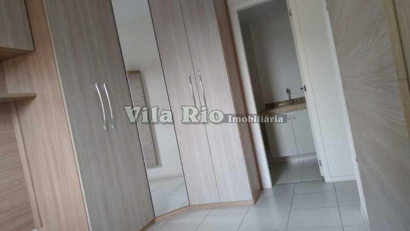 QUARTO 4. - Apartamento 2 quartos à venda Vila da Penha, Rio de Janeiro - R$ 410.000 - VA21142 - 9