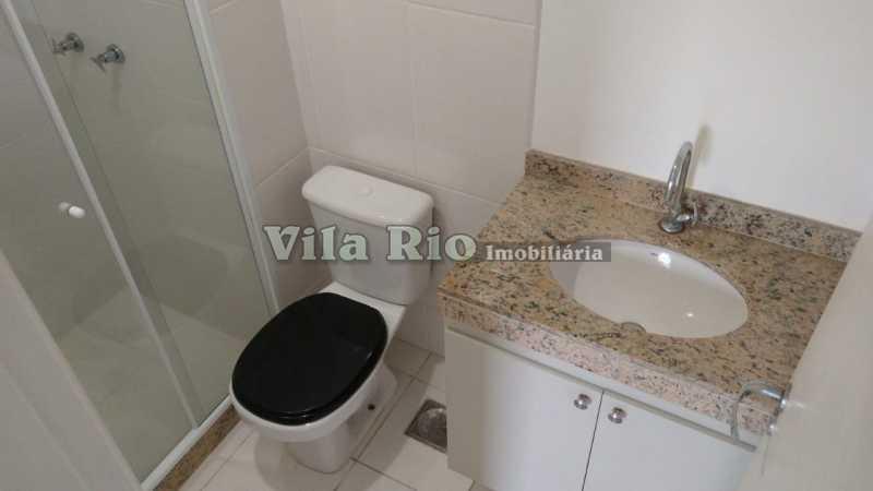 BANHEIRO 1. - Apartamento 2 quartos à venda Vila da Penha, Rio de Janeiro - R$ 410.000 - VA21142 - 15