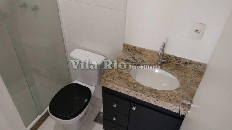 BANHEIRO 4. - Apartamento 2 quartos à venda Vila da Penha, Rio de Janeiro - R$ 410.000 - VA21142 - 18