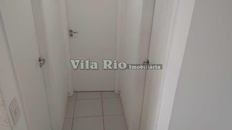 CIRCULAÇÃO. - Apartamento 2 quartos à venda Vila da Penha, Rio de Janeiro - R$ 410.000 - VA21142 - 19