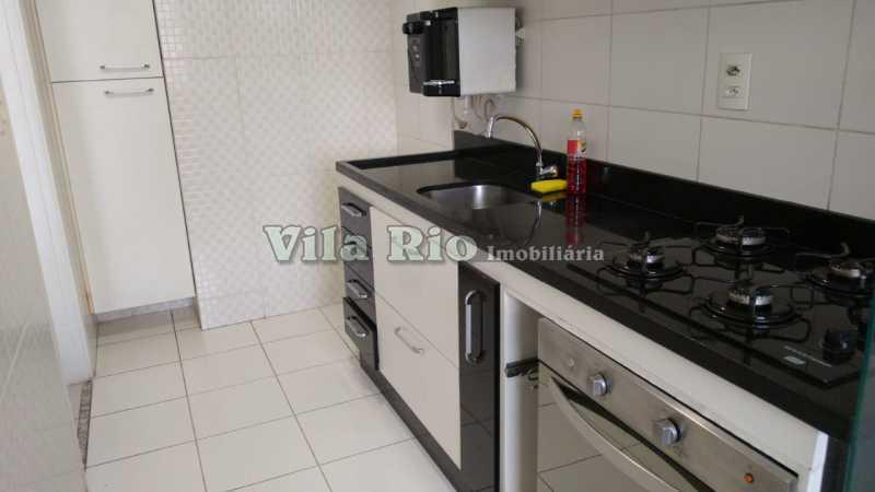 COZINHA 1. - Apartamento 2 quartos à venda Vila da Penha, Rio de Janeiro - R$ 410.000 - VA21142 - 20