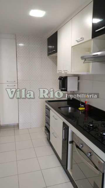 COZINHA 3. - Apartamento 2 quartos à venda Vila da Penha, Rio de Janeiro - R$ 410.000 - VA21142 - 22