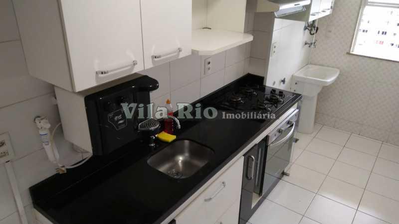 COZINHA 4. - Apartamento 2 quartos à venda Vila da Penha, Rio de Janeiro - R$ 410.000 - VA21142 - 23