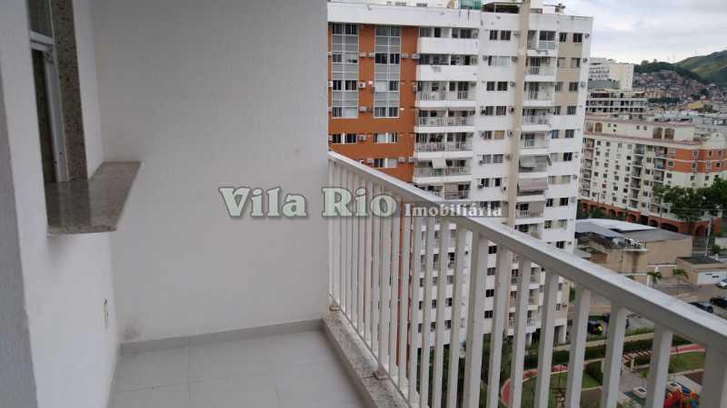 VARANDA 1. - Apartamento 2 quartos à venda Vila da Penha, Rio de Janeiro - R$ 410.000 - VA21142 - 27