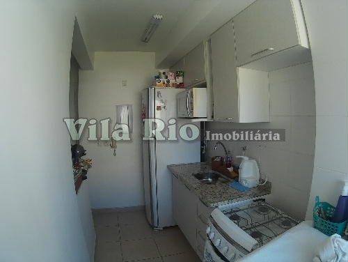 COZINHA - Apartamento 2 quartos à venda Tomás Coelho, Rio de Janeiro - R$ 235.000 - VA21160 - 12